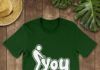 Stickman Fuck You shirt