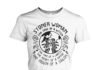 Stoner woman the soul of a witch the fire of a lioness women's crew tee