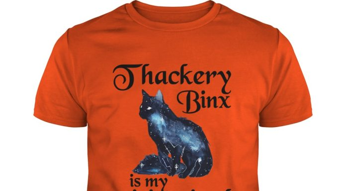 Thackery binx is my spirit animal shirt