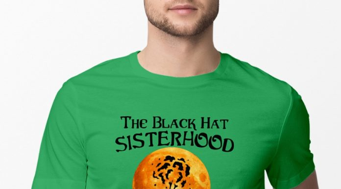 The Black Hat Sisterhood An Enchanting Fly by Night Group Est 1692 shirt