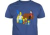 The Simpsons Sheldon Cooper shirt