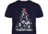 The Walking Dead Christmas Tree shirt