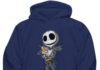 Jack Skellington hug Jim Beam