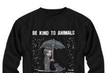 Keanu Reeves be kind to animal or I'll kill you