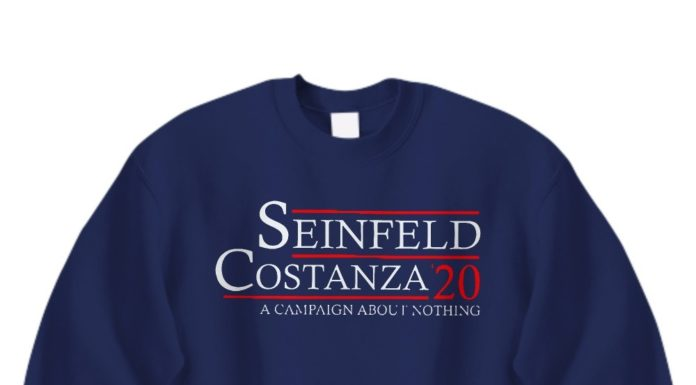 Seinfeld costanza 20 a campaign about nothing