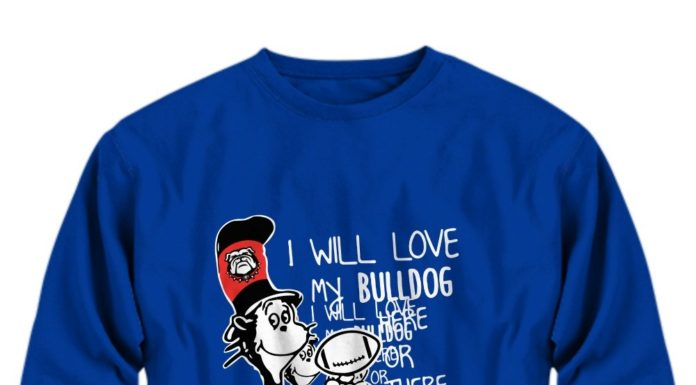 Dr Jesus I will love my bulldog here or there I will love my bulldog everywhere