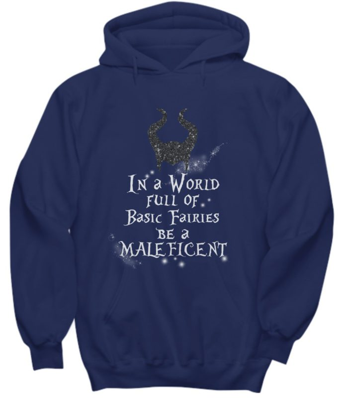 In a world full of basic fairies be a maleficent