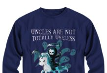 Death riding Unicorn Uncles are not totally useless we can be used as bad examples