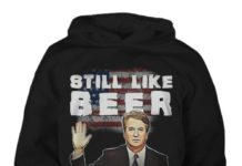 Brett Kavanaugh still like beer