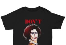 Frank N. Furter and Pennywise don't dream it be IT