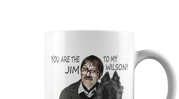 You are the Jim to my Wilson Mug