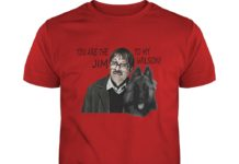 You are the Jim to my Wilson shirt