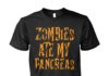 Zombies ate my pancreas unisex shirt