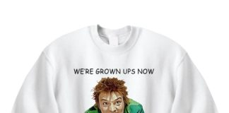 Drop Dead Fred we're grown ups now so piss off