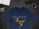 Bee Whisper Words of Wisdom Let It Be shirt
