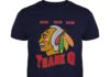 Chicago Blackhawks 2010 2013 2015 Thanks Quenneville shirt
