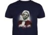 Christmas Michael Myers Santa Hat HO HO HO shirt