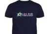 Dallas Sports Team Logo - Dallas Stars Texas Rangers Dallas Cowboys Dallas Mavericks shirt