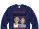 Golden Girls and May All Your Christmases Bea White Ugly Sweater