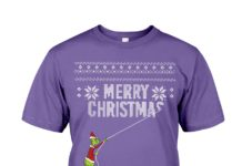 Grinch Merry Christmas shirt