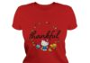 Hello Kitty Thankful Thanksgiving shirt