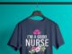 I'm A Good Nurse I Just Cuss A Lot shirt