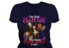 I'm That Crazy Girl Who Loves Horror Movies A Lot shirt
