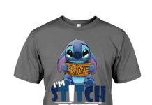 I'm not short I'm Stitch size shirt