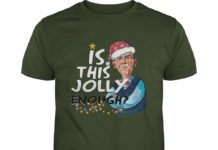 Jeff Dunham Walter Is This Jolly Enough shirt