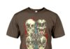 Kiss Army Skull shirt