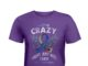 Might be crazy might just need carbs you'll never know shirt