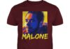Post Malone painting shirt