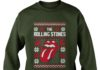 The Rolling Stones Ugly Christmas Sweater