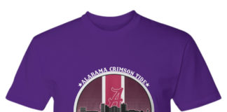Alabama Crimson Tide sec football champions shirt