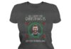 All I want for Christmas is Justin timberlake ugly Christmas shirt