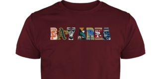 All San Francisco bay area sports teams shirt