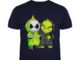 Baby Jack Skellington and Grinch shirt