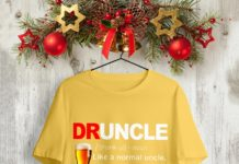 Beer Druncle Beer Like A Normal Uncle Only Drunker Shirt