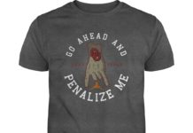 Go ahead and penalize me beat Texas shirt