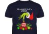 Grinch Hand Ornament You Always Have A Choice Choose Kindness shirt