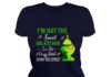 Grinch I'm Not The Sweet Girl Next Door shirt