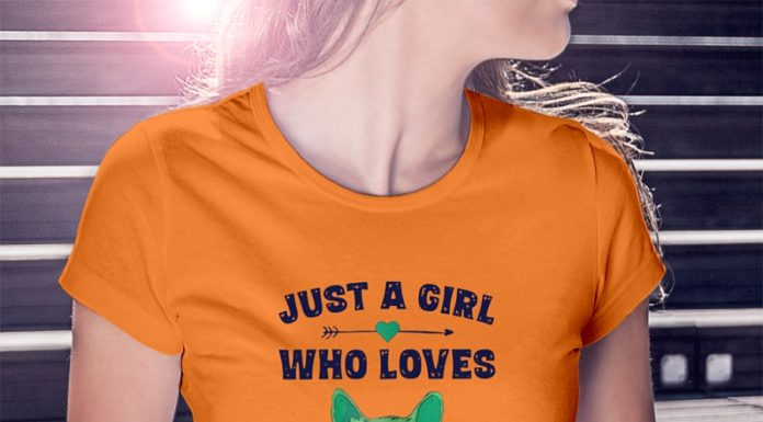 Just a Girl Who Loves Tacos and Pizza shirt