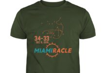 Miami Miracle 34 33 dec 9 2018 shirt
