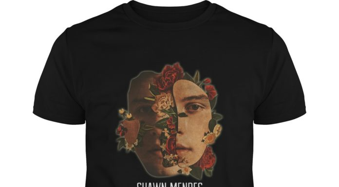 Shawn Mendes the tour shirt
