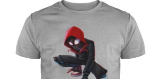 Spider-Man into the Spider-Verse shirt