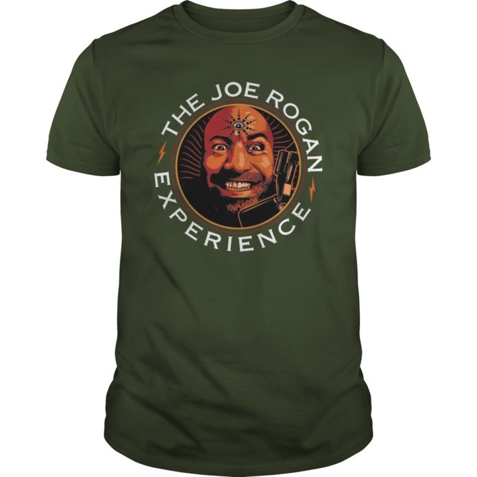 The joe rogan experience shirt