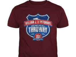William J LePetomane Memorial Thruway shirt