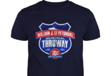 William J. Le Petomane Memorial Thruway shirt