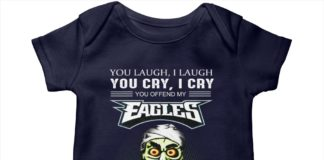 Jeff Dunham You Laugh I Laugh You Cry I Cry You Offend My Eagles I kill you shirt