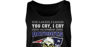 Jeff Dunham You Laugh I Laugh You Cry I Cry You Offend My Patriots I kill you shirt